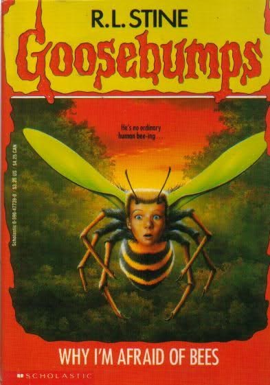 Goosebumps Book Cover Art : A definitive ranking of all original goosebumps books