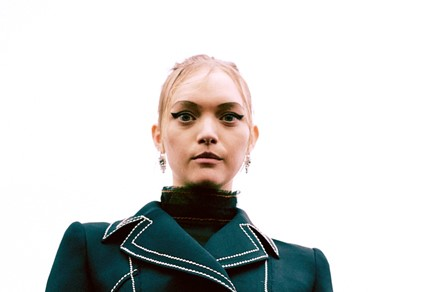 Prada SS15 Gemma Ward Dazed Lea Colombo