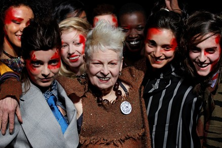 Vivienne Westwood Red Label AW15 show