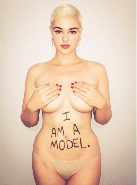 #DropThePlus calls on fashion to stop using 'plus-size'