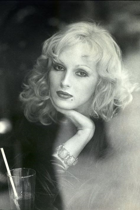 Candy Darling, Dazed Digital