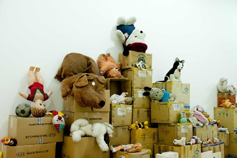 """Song Dong """"Waste Not"""", The Curve, 15 Feb – 12 June"""