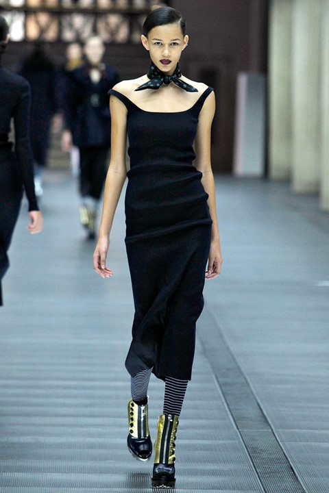 Binx Walton at Miu Miu