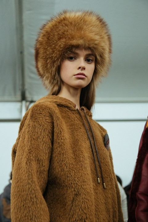 Avery Blanchard (IMG) at Tommy Hilfiger, Dazed new faces