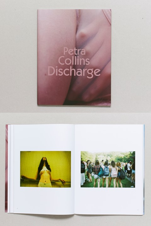Petra Collins's Discharge Antenne
