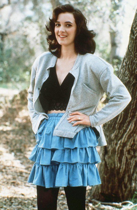 Winona Ryder as Veronica Sawyer, Heathers