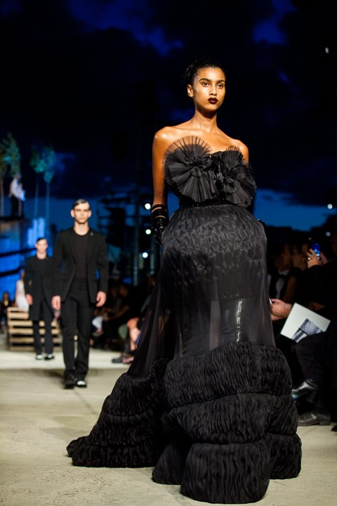 Five things that went down at Givenchy's NYC debut