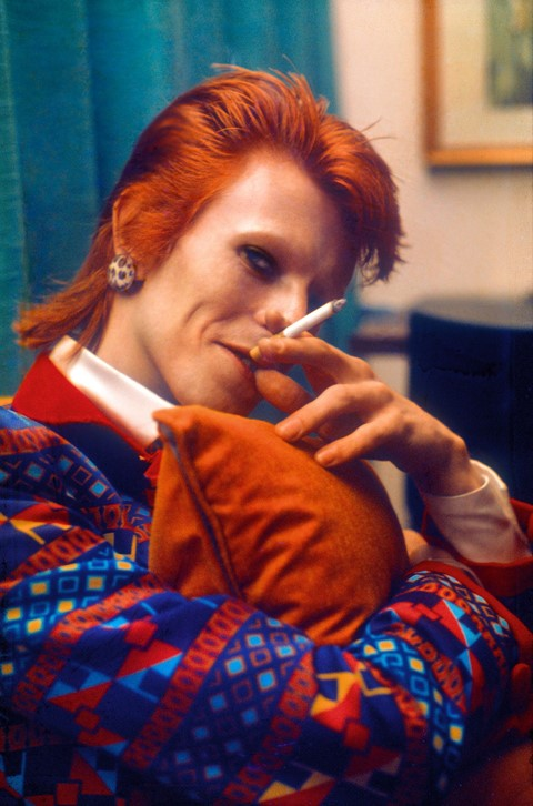 David Bowie's most fearless fashion moments