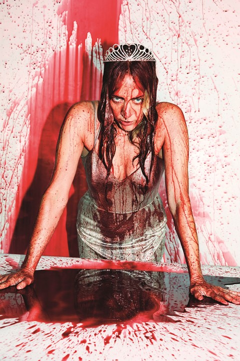 Chloe Sevigny as Carrie