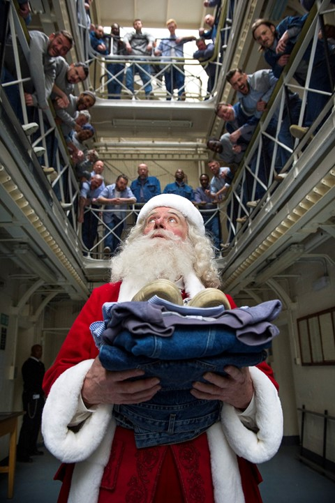 What Christmas Day Is Like In A High Security Prison Dazed
