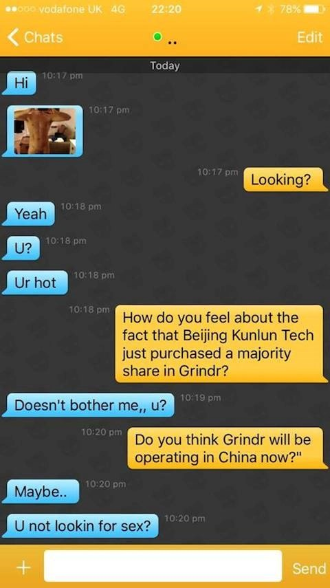 grindr pic