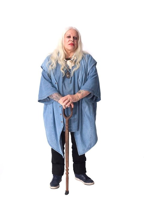 Genesis Breyer P-Orridge 69 Worldwide
