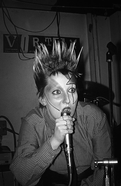 Derek Ridgers Punk London