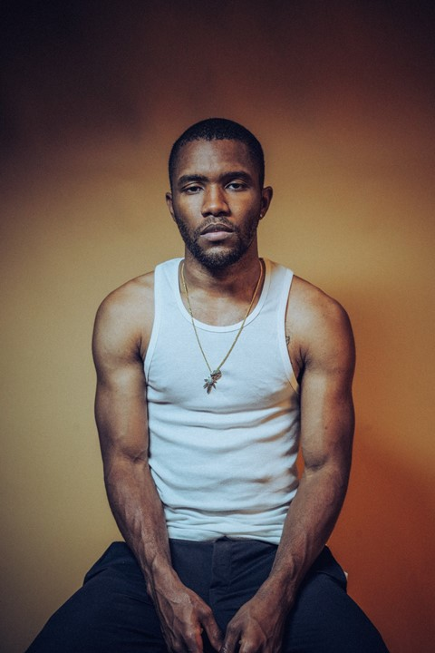Frank Ocean Self Portrait