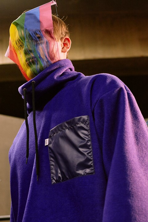 Christopher Shannon AW17 LFWM Menswear Dazed