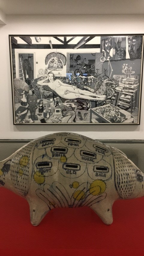 Grayson Perry's The Most Popular Art Exhibition Ever!