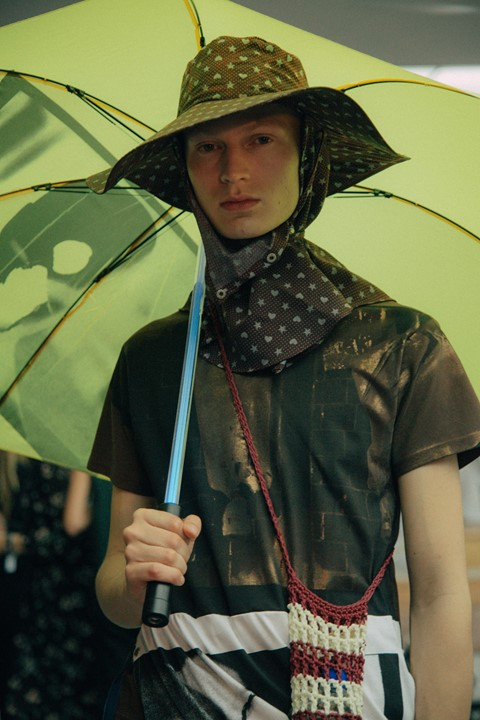 raf simons new york chinatown ss18 fashion menswear