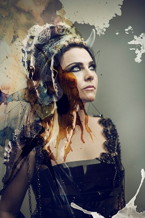Amy Lee Evanescence August 2017 - Photo Credit P.R.