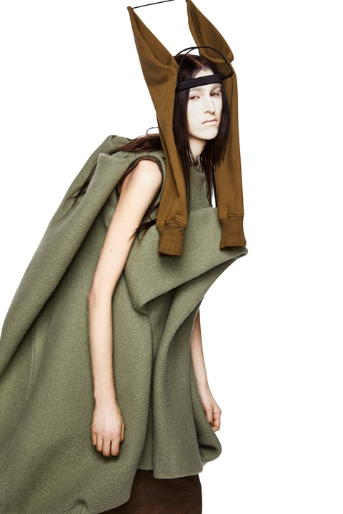We finally have news on Rick Owens' giant exhibition