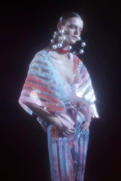 kevin germanier central saint martins sustainability aw18