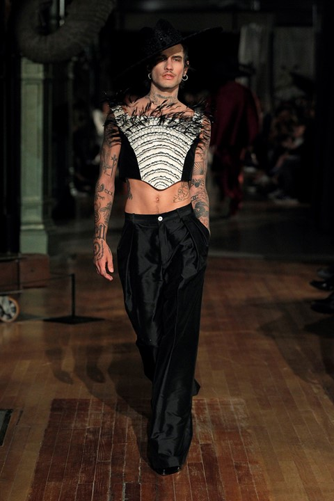Palomo Spain SS19 Wunderkammer Madrid Fashion Week Collectio
