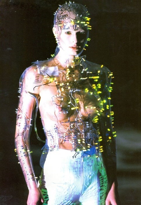 Alexander McQueen, Givenchy, Haute Couture, Dazed Digital