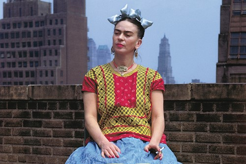 Frida Kahlo Humberto Bedolla: Frida Kahlo: Through The Lens Of Nickolas Muray