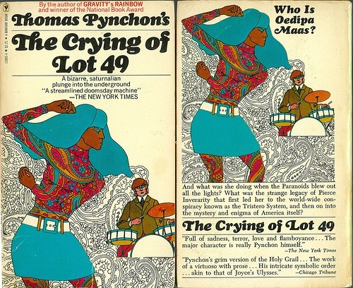 feminism theory on crying lot 49 Download the horned god rle feminist theory feminism and men as wounding and healing routledge library editions feminist theory.