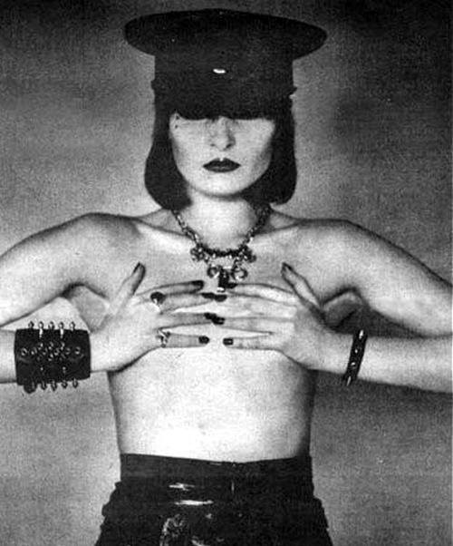 Siouxsie Sioux The Night Porter Anton Corbijn