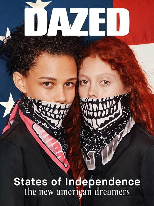 dazed & confused autumn 2014 issue