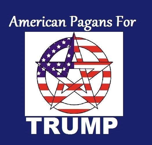 American Pagans for Trump
