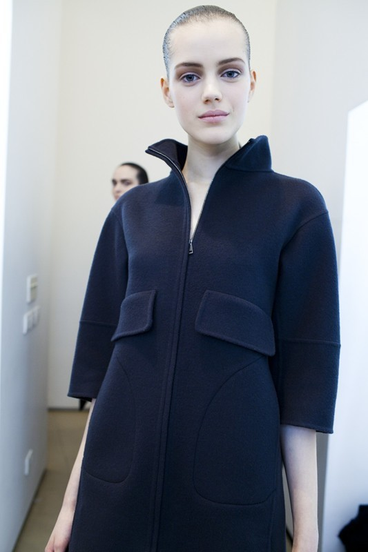 Esther Heesch at Jil Sander