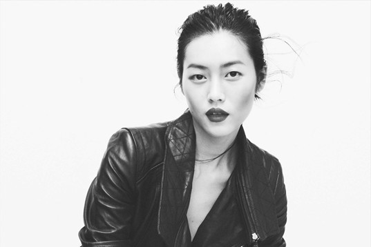 Is Liu Wen the new face of the Apple Watch?