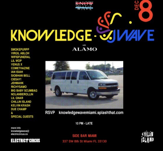 Know Wave brings Knowledge Wave back to Miami