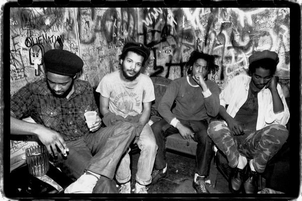 Bad Brains - The Youth Are Getting Restless - Live At The Paradiso, Amsterdam, 1987