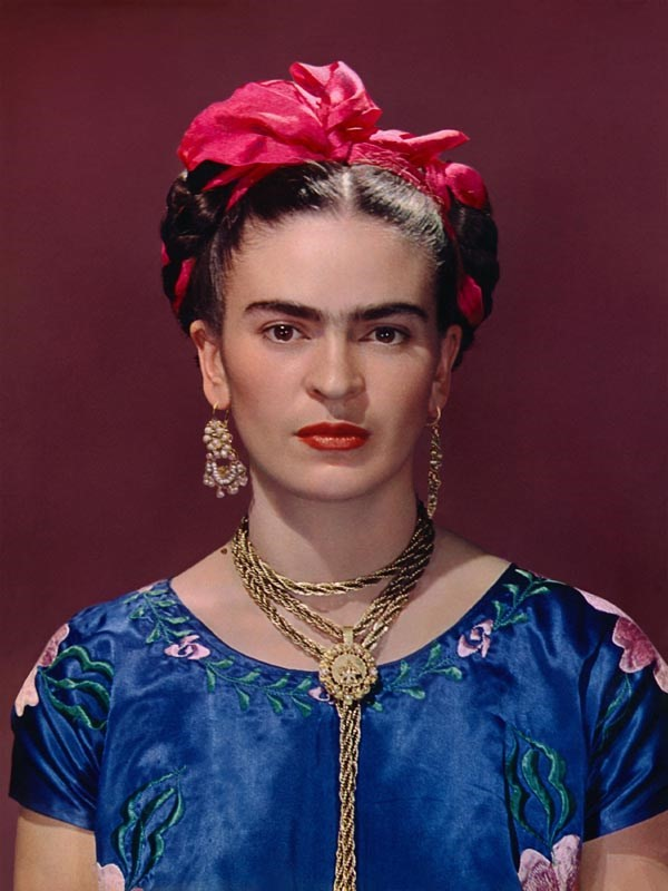 Frida Kahlo Red Lipstick