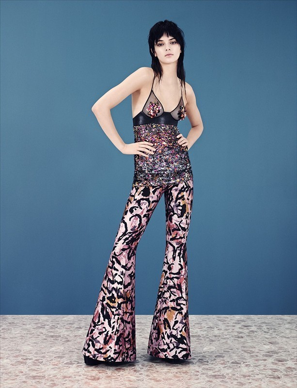 Kendall Jenner: people in fashion 'outright laughed at me'