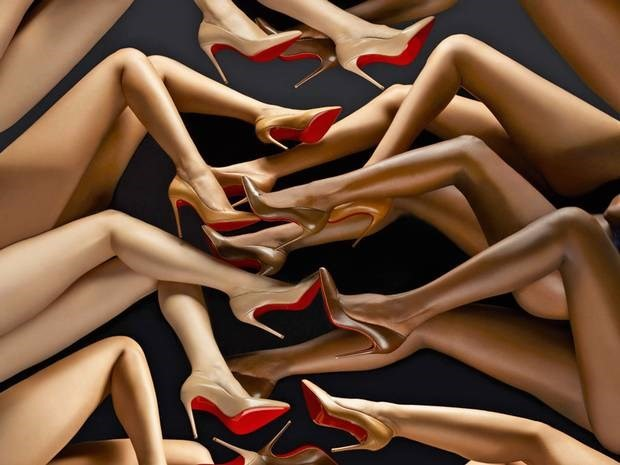 Louboutin has extended its Nude Collection to ALL skin tones