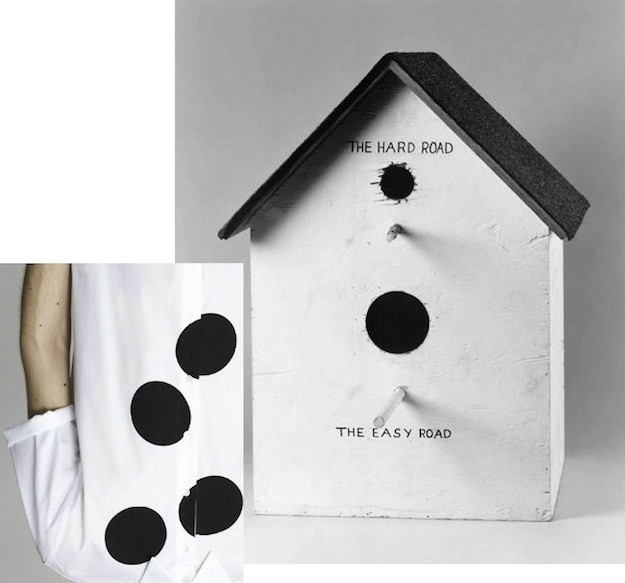 MIKE KELLEY, CATHOLIC BIRDHOUSE