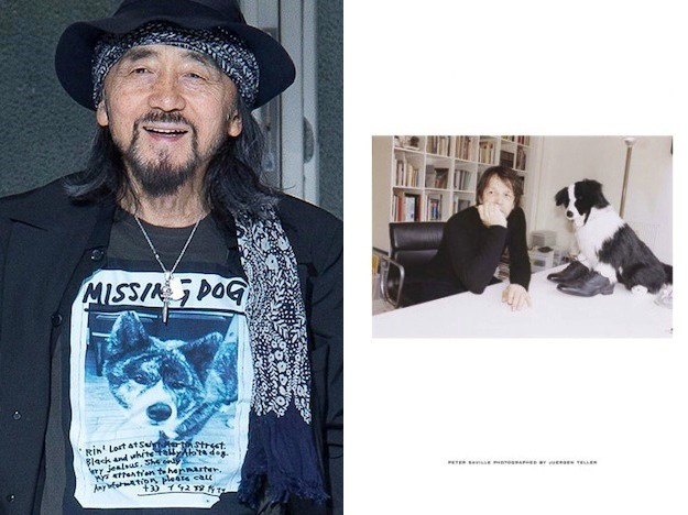 Deconstructing Paris Dazed Yohji Yamamoto and Peter Saville