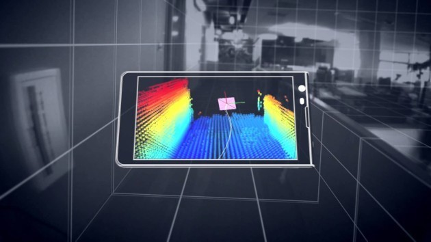 9 - Project Tango, Google's new smarter-than-the-a