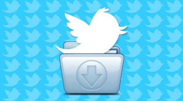 Twitter-Tweets-Download-Feature