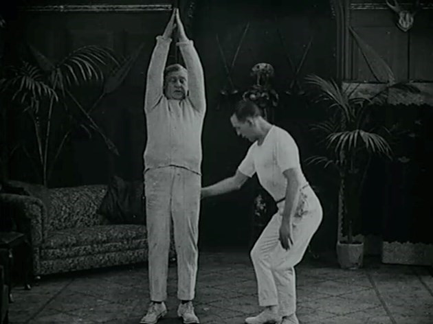 """""""Queerama"""" Hints and Hobbies, BFI Collection, (1926)"""