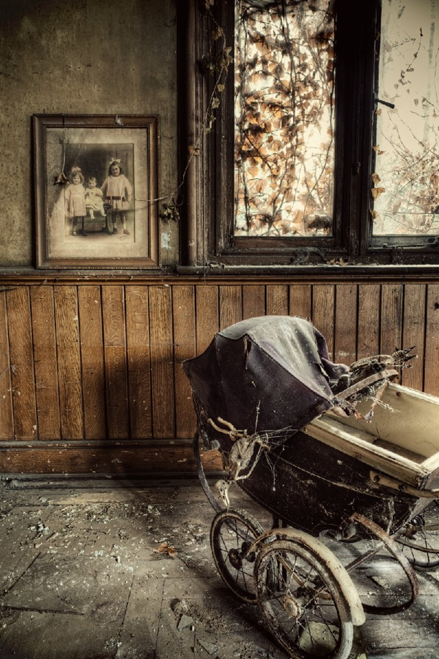 The Pram - Gina Soden