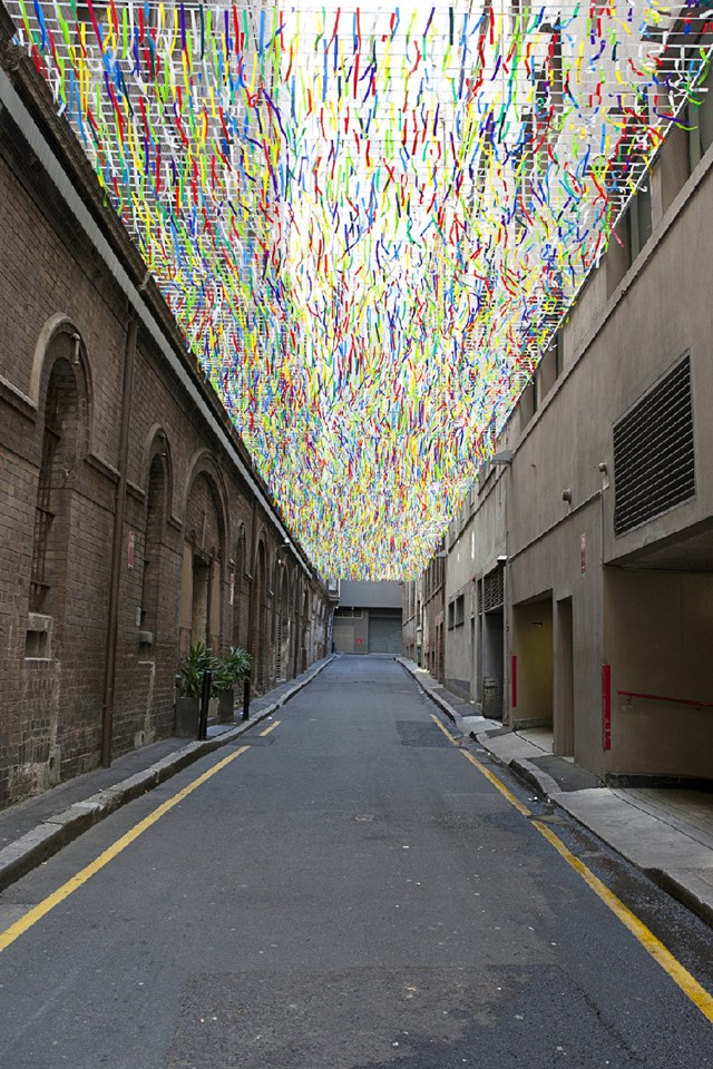 Rush, by Nike Savvas (2010)