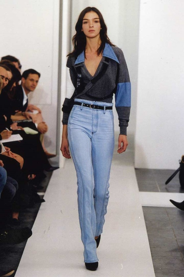 Balenciaga by Nicolas Ghesquière AW02 selected by