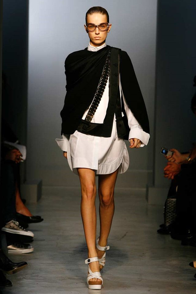 Balenciaga by Nicolas Ghesquière SS07 selected by