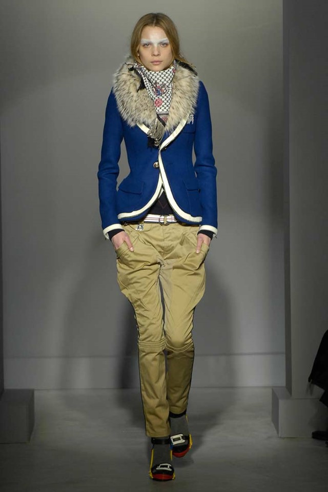 Balenciaga by Nicolas Ghesquière AW07 selected by