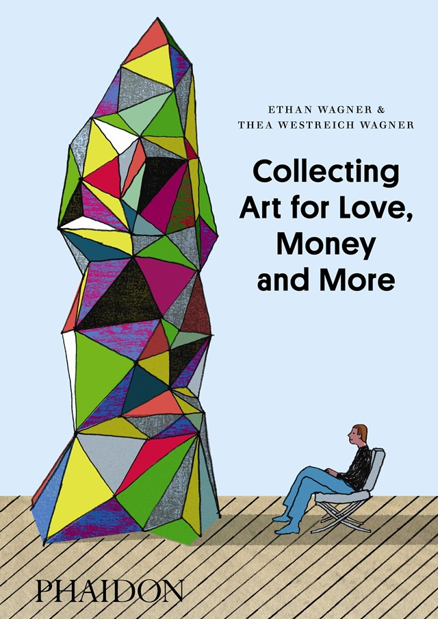 COLLECTING ART flat cover