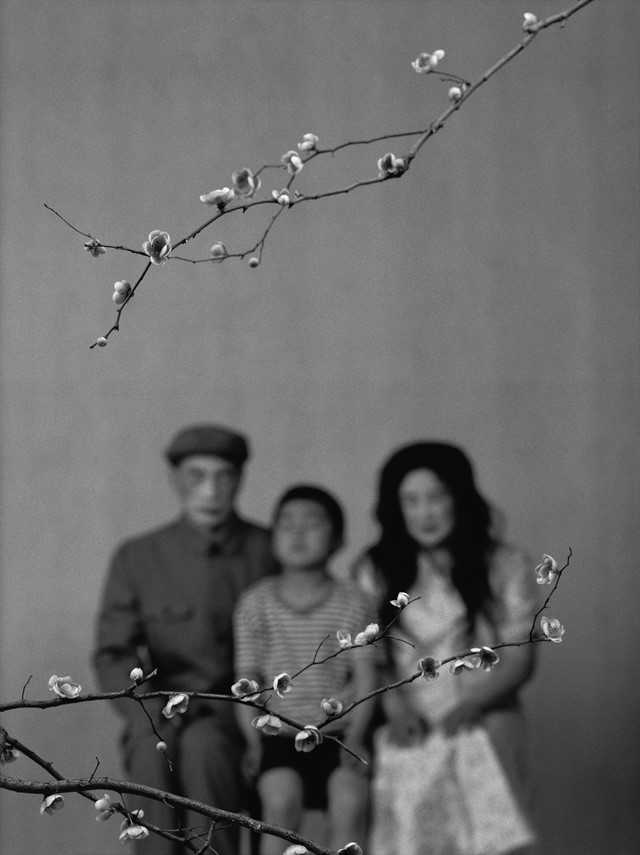 Wang Ningde – Some Days 2009, Courtesy of Galerie